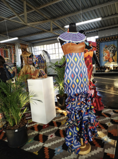 New York Fashion Week  |  Made in Africa